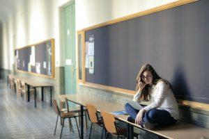 Ilustrační snímek ze školního prostředí