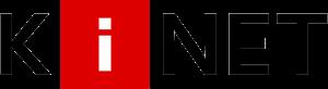 Logo firmy Kinet, provozovatele služby